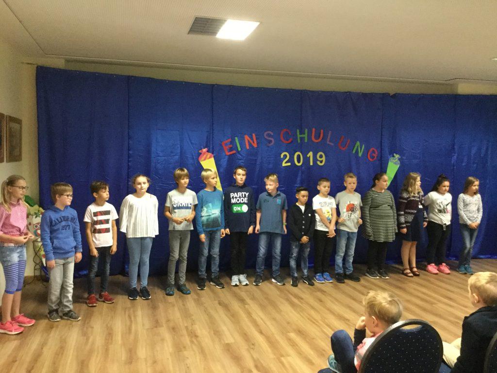 Aktuelles Grundschule Wehm